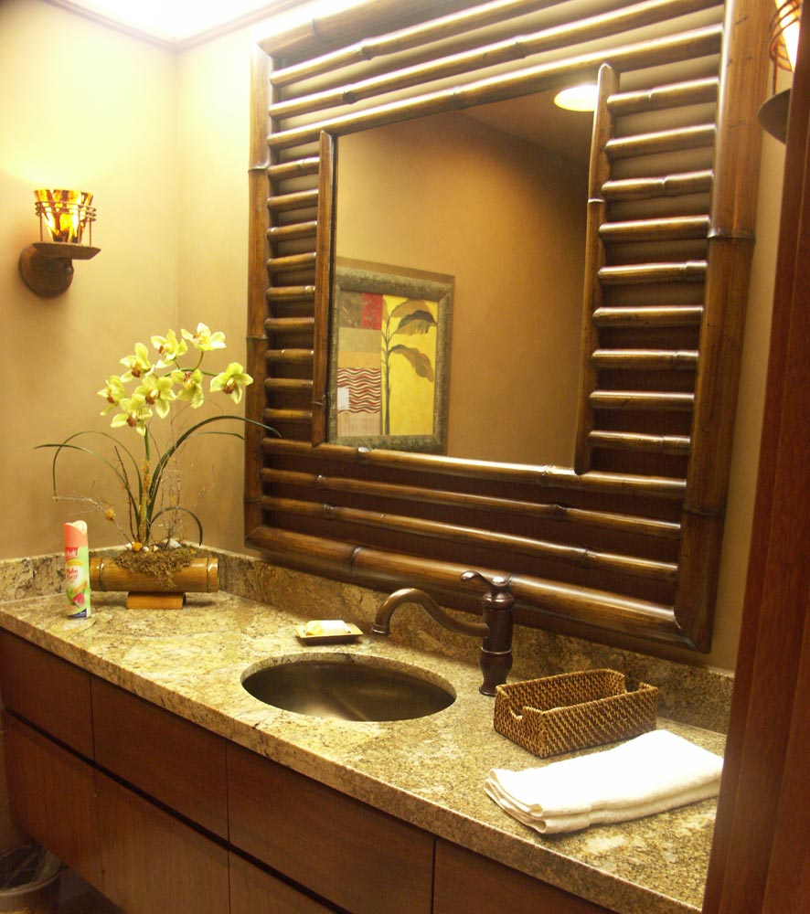 Bathroom remodeling ideas for remodelling mobile home for Bath remodel hawaii