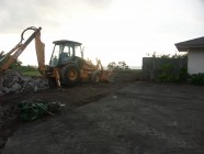 Makalei Estates Ground Work For The Addition