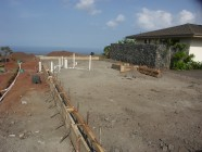 Makalei Estates Rough In Plumbing And Form Work