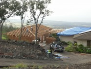 Makalei Estates Addition Framing