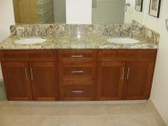 New Cabinets With Granite Tops