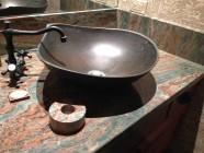 Artist Handmade Brass Sink