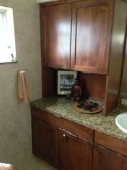 New Cabinets And Granite Tops