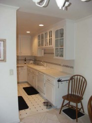 Opened Up The Kitchen Space, Modernized The Finishes And Lightened Up The Finishes