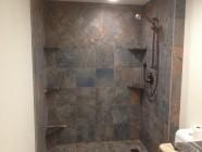 New Stone Walk In Showers